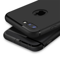 ZNP Luxury Back Matte Soft Silicon Case for iPhone 6s Cases 6 6s Plus 5 5s 6 Case Full Cover For iPhone 7 6 Plus Phone Cases p30