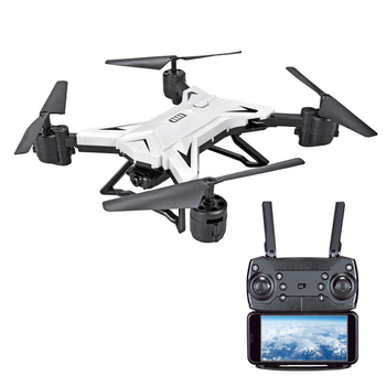 Foldable Quadcopter RC Drone with Camera HD 1080P WIFI FPV RC Helicopter Drone Professional 20 Minutes Battery Life gift rc quadcopter drone helicopter delay timer instantly social sharing foldable 8mp digital camera hd 1080p video