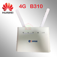 Unlocked New Arrival Huawei B310 B310s 518 150Mbps 4G LTE CPE WIFI ROUTER Modem with antennas pk b315 b310s good at MX/US/CA/PR