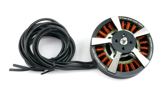 Dualsky XM7010MR-7.5 330KV Outrunner Brushless Disk Type Motor for Large Scale Multi-rotor high quality brotherhobby tornado 5215 330kv 12n14p 12s brushless motor for rc multi rotor models frame spare part accessories