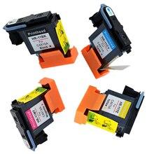 4 unids/set cabezal de impresión para HP11 c4810 c4811 c4812 c4813 2sc4813 cabezal de impresión para Designjet 70 100 110 500 HP510 500 PS impresora