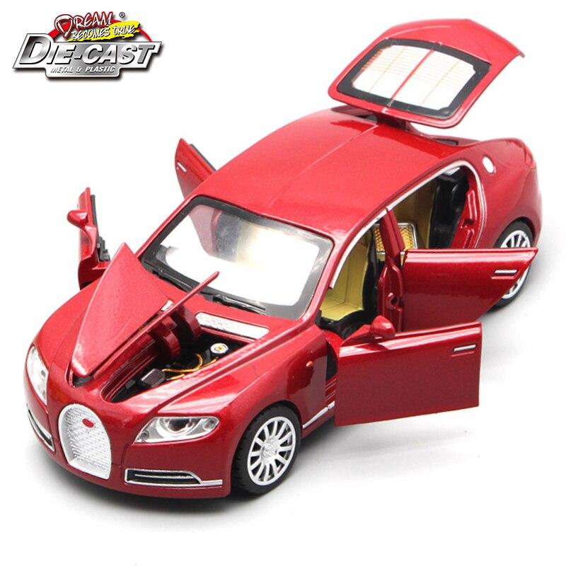Aliexpress.com : Buy Diecast Replica Car Bugati Scale