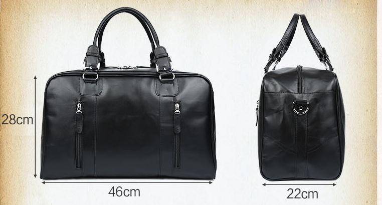 1a831549c6388c date. Structure. -Simple casual style duffle bag,Luxury brand travel bag  for men.