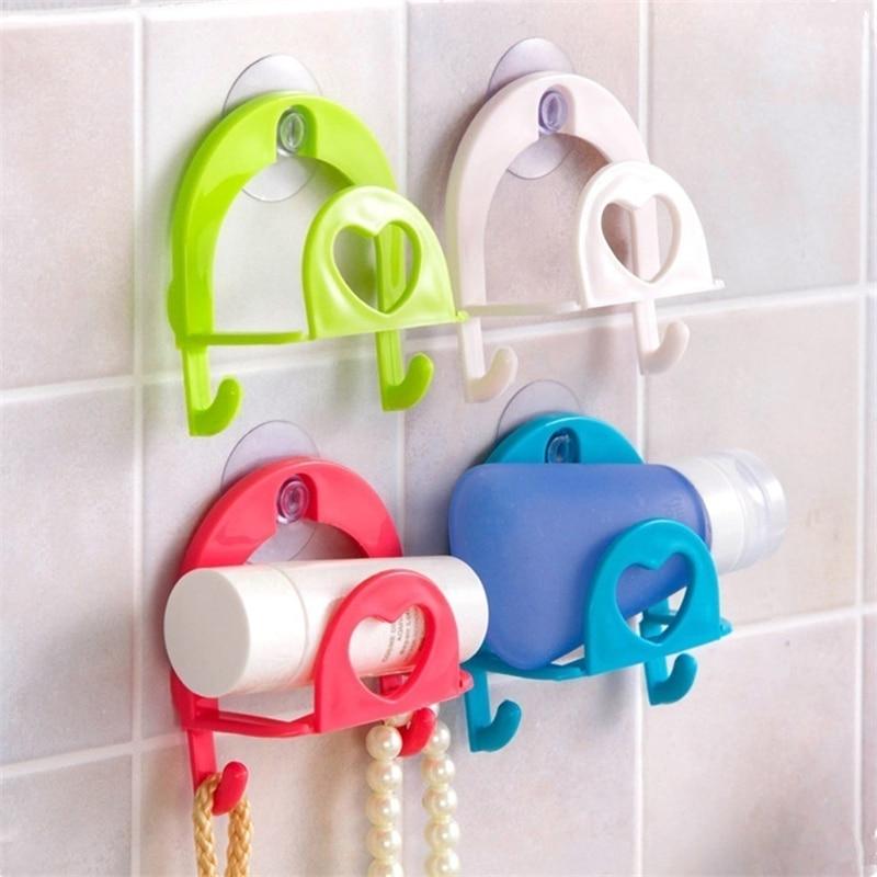 Multi-purpose kitchen cleaning sponge absorbing wall holders -5z