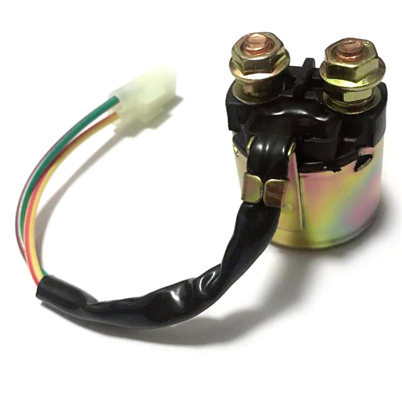 Aliexpress Com   Buy Motorcycle Starter Solenoid Relay For