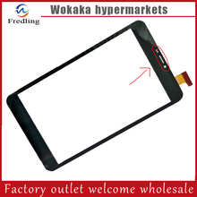 Nueva 8 pulgadas de pantalla táctil touch panel de vidrio para U27GT-3GH U27GT tablet XC-GG0800-008-V1.0