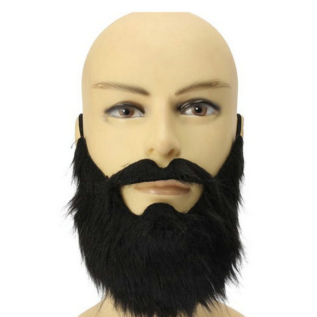 Gorgeous False beard fake beards Moustache props Masquerade ...