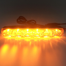 цена на 2pcs Flowing Yellow LED Daytime Running Light Super Bright LED DRL Car Tuning Turn Signal Strip Light Universal Angel Eyes 12V