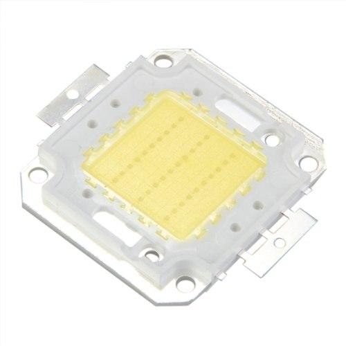 30W ชิป LED ต่อ Lampada Faretto Luce Bianco 2200LM Alta Potenza DIY