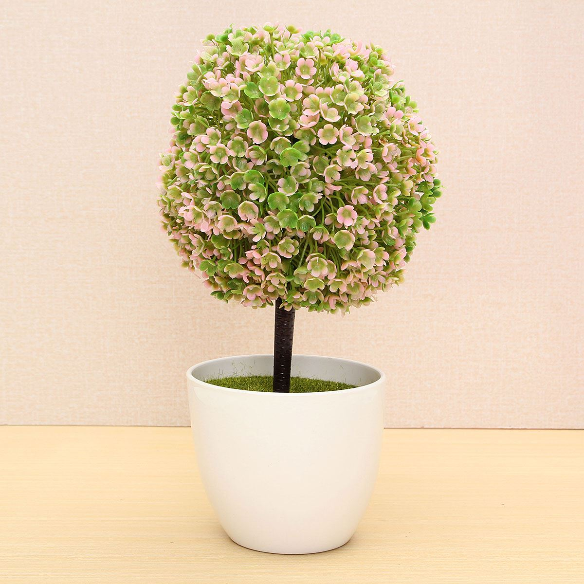 Artificial Topiary Tree Ball Plant Flowers Buxus Plants In