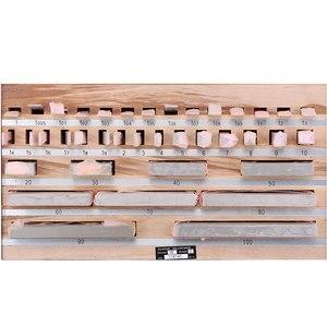 Image 4 - Shahe 38 Cái/bộ 1 Cấp 0 Cấp Ga Hình Khối Kẹp Phanh Kiểm Tra Ga Hình Khối Dụng Cụ Đo