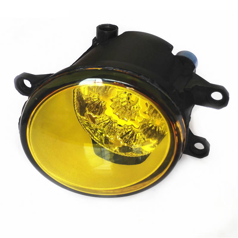 Led Fog Light Fog Lamps Daytime Running Lights 12V Yellow