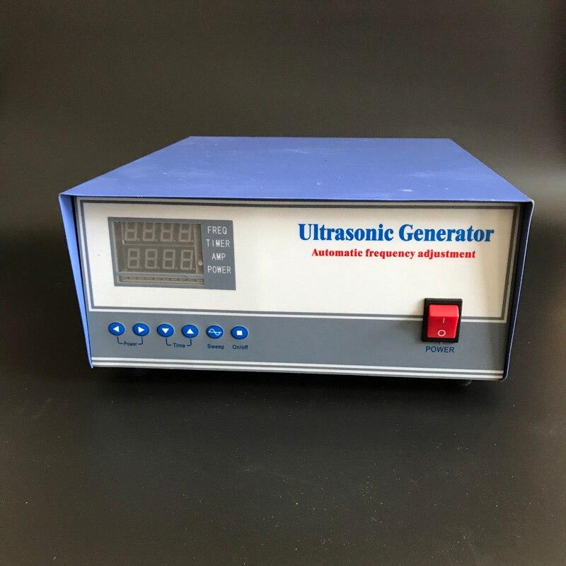 ultrasonic vibrating screen generator for 300W ultrasonic vibration machine 33khz frequency generator