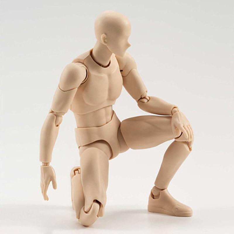 6 Types 2 Colors SHFiguarts Body Chan Body Kun Black Skin Color Ver PVC Action Figure Collectible Model Toy (30)