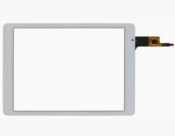 White New touch screen panel digitizer glass sensor replacement for 9.7 Teclast X98 air iii quad-Core Tablet Free Shipping new for 10 1 inch bq edison 1 2 3 quad core tablet touch screen digitizer touch panel glass sensor replacement free shipping
