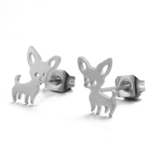 Dog Earrings  3