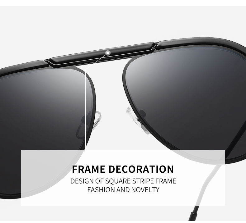 New Fashion Square Sunglasses Unisex Driving Outdoors Sun Glasses Brand Design