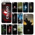 Lavaza Counter Strike cs go Hard Phone Cover Case for Apple iPhone X XR XS Max 6 6S 7 8 Plus 5 5S SE 5C 4S 10 Cases 7Plus 8Plus
