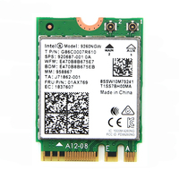 Daul Band 1730Mbps NGFF Wireless Wifi Card 9260NGW For Intel 9260 AC Network Card 1 73Gbps