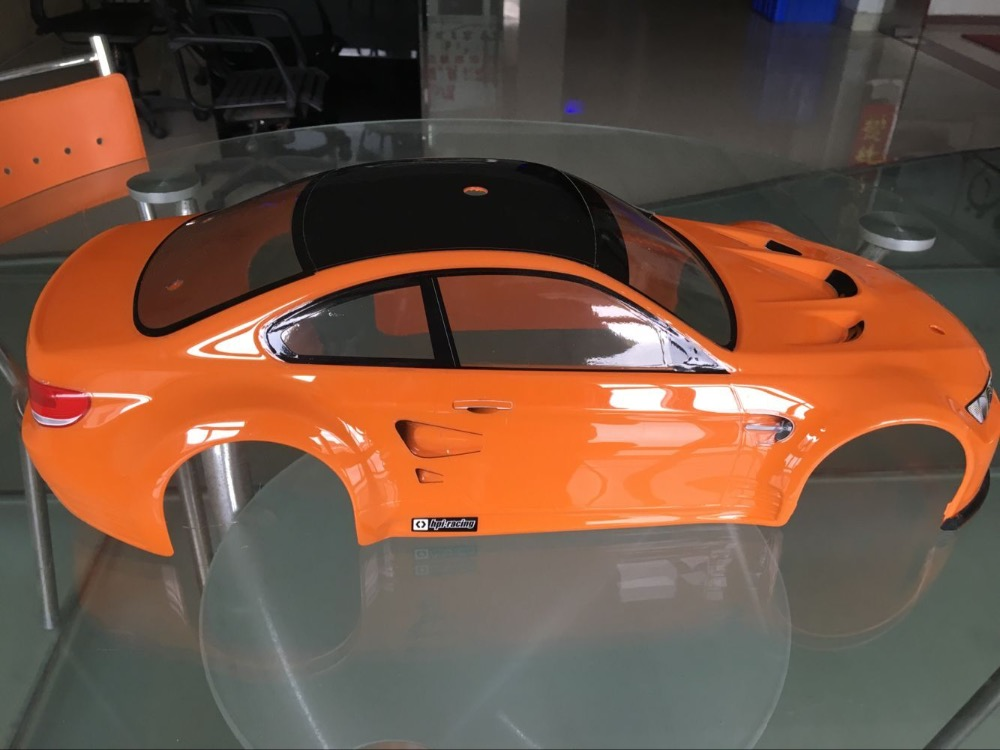 US $59 99 |Original HPI Racing 1/10 On Road Painted Body Shell for BMMW M3  GTS Car-in Parts & Accessories from Toys & Hobbies on Aliexpress com |