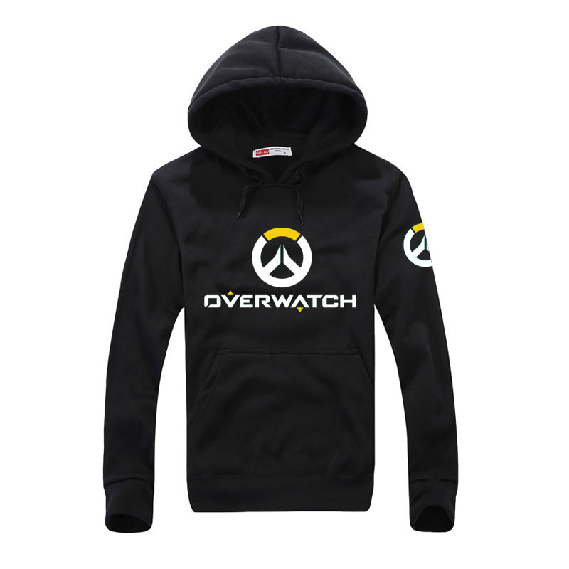 NEW Hot Game Overwatchs OW Hanzo Junkrat RoadHog Sweatshirts Mens Casual clothes Cosplay Costume Men and