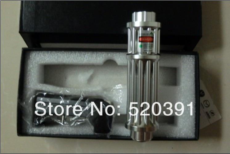 все цены на Super Powerful! Green Laser Pointer 20000mw 20w 532nm Flashlight Burning Match/dry wood/Burn cigarettes+Glasses+Charger+Gift Box онлайн