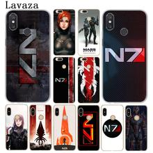 Lavaza N7 Mass Effect Hard Phone Shell Case for Xia