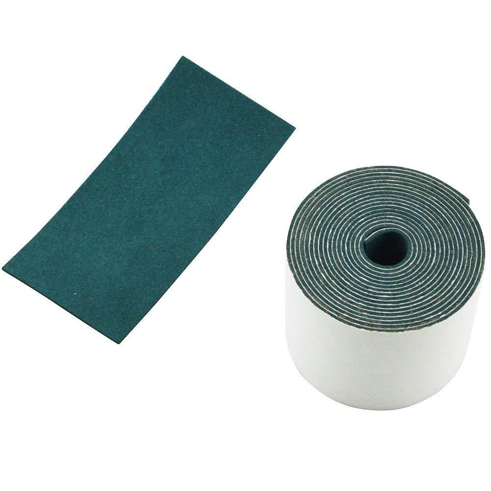 Image 3 - FOSHIO 100CM No Scratch Suede Fabric Edge Carbon Fiber Vinyl Wrap Car Tools Squeegee Auto Window Tint Scraper Protective Cloth-in Scraper from Automobiles & Motorcycles