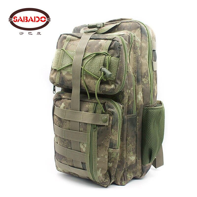 Caminhadas ao ar livre 30l 3 p mochila militar tático esportes camuflagem molle trekking camuflagem saco