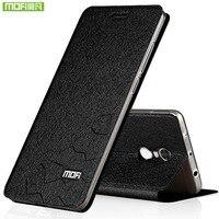 Mofi New For Xiaomi Redmi Note 4X Case Flip Luxury Leather Redmi Note 4X Prime Cover