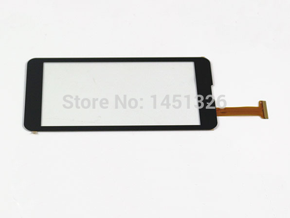6.5 inch Touch Screen Digitizer Glass For F-WGJ60005-V2 Black