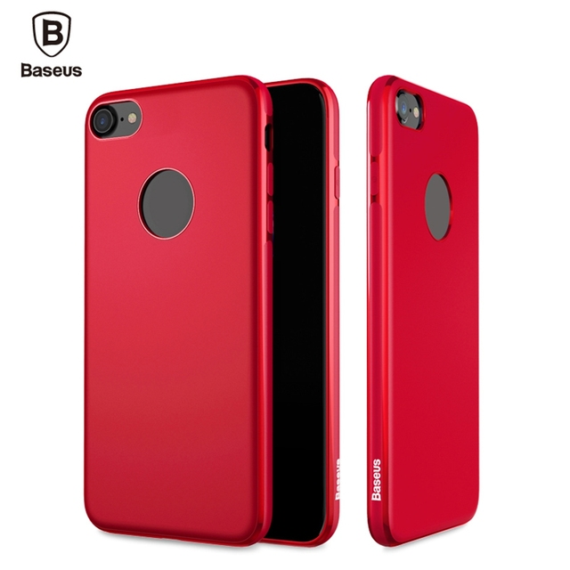 iphone 7 case red magnetic