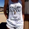 Vessos novas mulheres cropped top colheita tanque solto tee t-shirt de fitness feminino