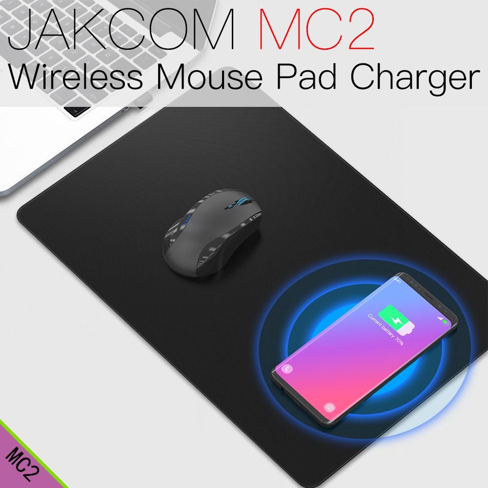 JAKCOM MC2 Wireless <font><b>Mouse</b></font> Pad Charger Hot sale in Chargers as cargador <font><b>18650</b></font> 12v usb 20700 image