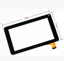 New 7″ inch Unusual TB-U7X 7X / Majestic TAB-273 tablet touch screen Touch Panel Digitizer Glass Sensor Free Shipping