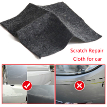 Car Scratch Repair Cloth Nano Material For Car Light Paint Scratches Remover Scuffs On Surface Repair Rag Car Polish Cloth car scratch repair pen paint universal applicator portable nontoxic environmental safely removing car s surface scratches