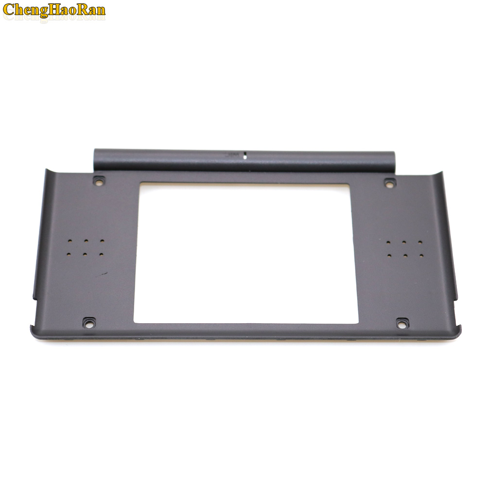 Image 2 - ChengHaoRan 1pcs 5pcs 10pcs Black Top frame For DSL upper screen frame for N DSL B shell for NDS L upper screen inner frame-in Replacement Parts & Accessories from Consumer Electronics