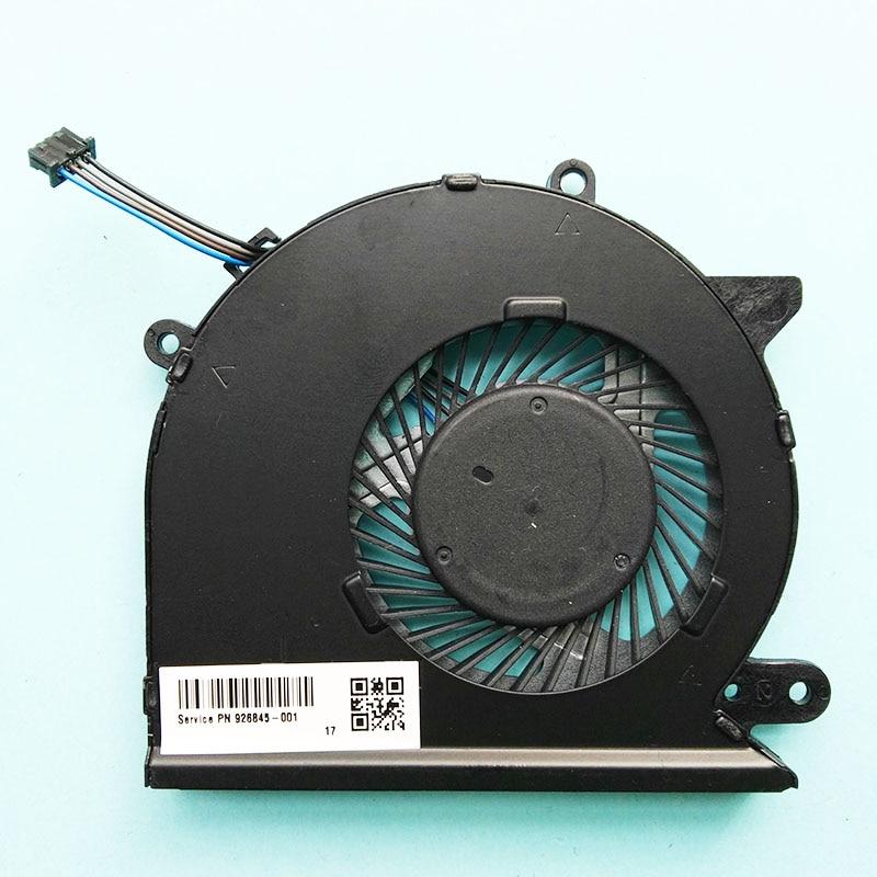 New 926845-001 HP Pavilion 15-CD Series TPN-Q190 Cpu Cooling Fan