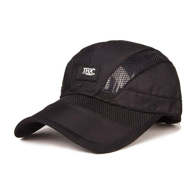 f7689784029 CN-RUBR Fashion Men Baseball Caps Cotton Polyester Comfortable Breathable  Unisex Caps Dad Hat Hats For Men
