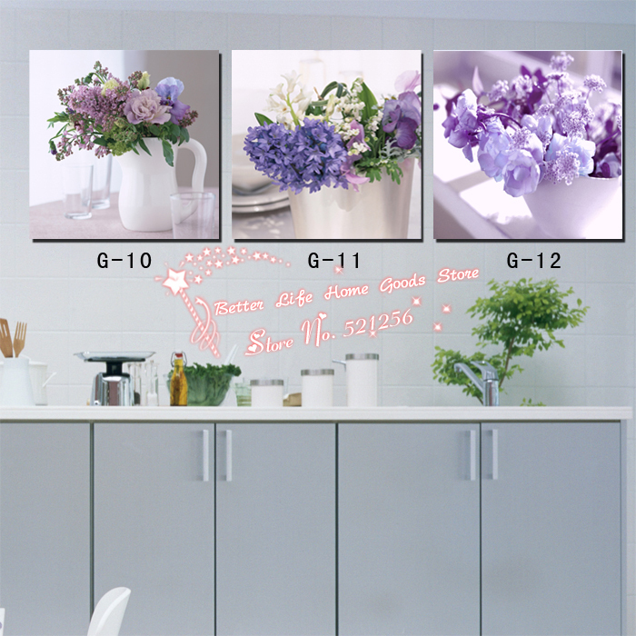 Kitchen Print Kitchen Wall Art Purple Kitchen Decor Gratitude: Compare Prices On Purple Kitchen Decor- Online Shopping