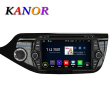 Quad Core 8 PULGADAS 1024*600 Android 5.1.1 Fit Kia CEED 2013 2014 2015 Coches Reproductor de DVD GPS de Radio WIFI Bluetooth Mapa Ipod de Audio USB