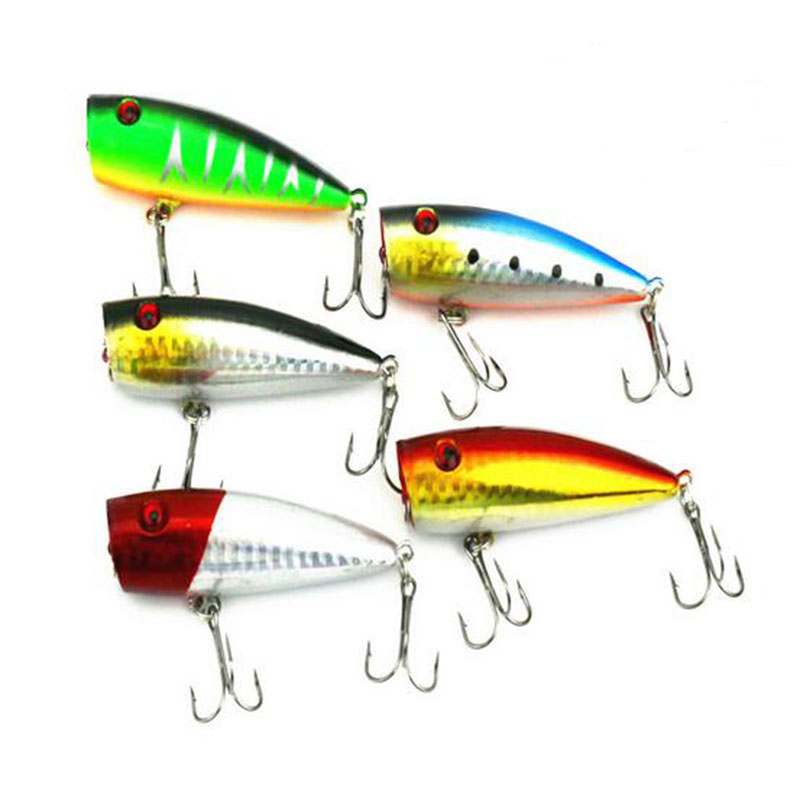 popular surface popper lures-buy cheap surface popper lures lots, Hard Baits