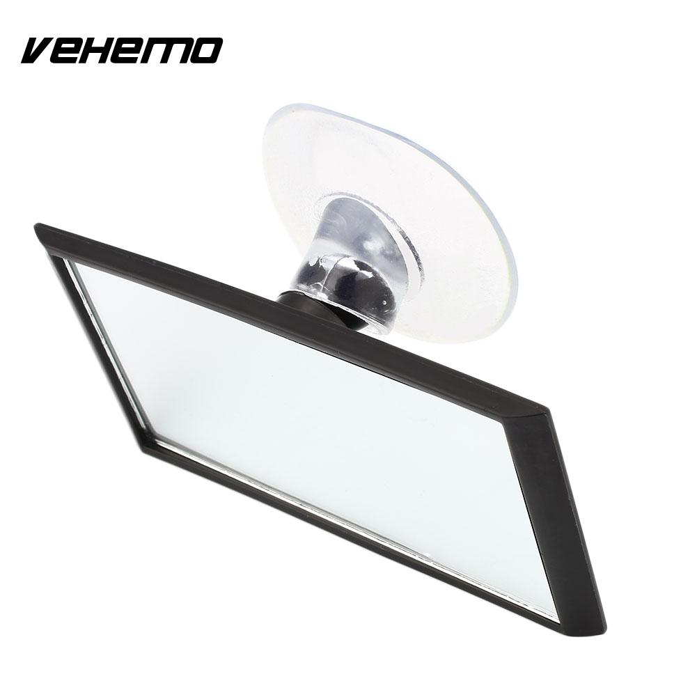Vehemo Auto Car Rear View Mirror Back Seat Interior Suction Baby Ward Babycare