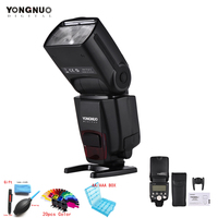 YONGNUO YN560Li Wireless Master Slave Flash Speedlite for Canon Nikon DSLR Camera GN58 Ultrafast Charging Recycle System