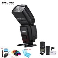 YONGNUO YN560Li Wireless Master Slave Flash Speedlite for Canon Nikon DSLR Camera GN58 Ultrafast Charging Recycle System