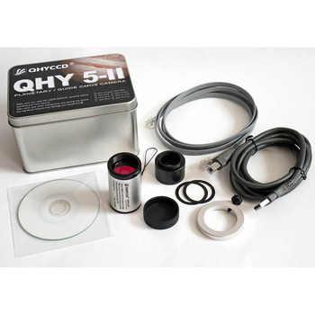 QHY5L-II M monocromo CMOS de la Cámara Planetaria Autoguider 74% EQ QHY5L-II-M QHY5L-II-C