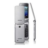 C3520 Original Unlocked SAMSUNG C3520 Mobile Phone English Keyboard One Year Warranty