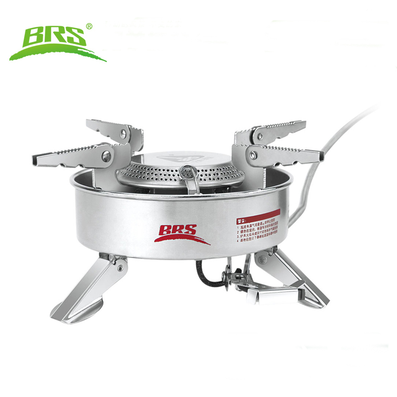 BRS 10 strong firepower camping gas stove gas burner