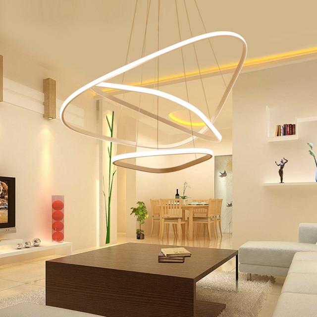 € 101.73 |Minimalismo Moderno Luces Colgantes Para Comedor luminaria de  Suspensión suspensión Colgante Lámpara Colgante accesorios de Iluminación  en ...