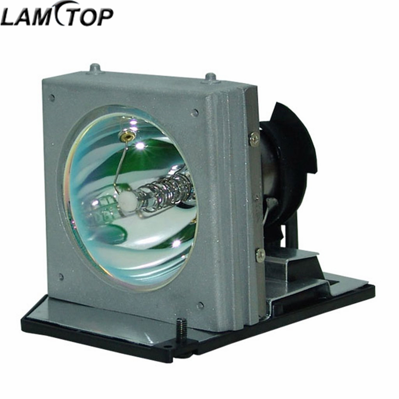 LAMTOP SP.80N01.001 BL-FS200B replacement compatible projector bulb lamp with housing EP739/739H/EP745/H27/27A/EP738P compatible replacement projector bulb projector lamp with housing sp lamp 062 for in3916